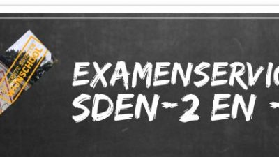 Proef-examen SDEN-3 no 3