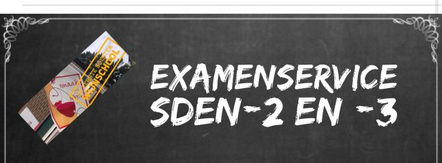 Proef-examen SDEN -2 no 1