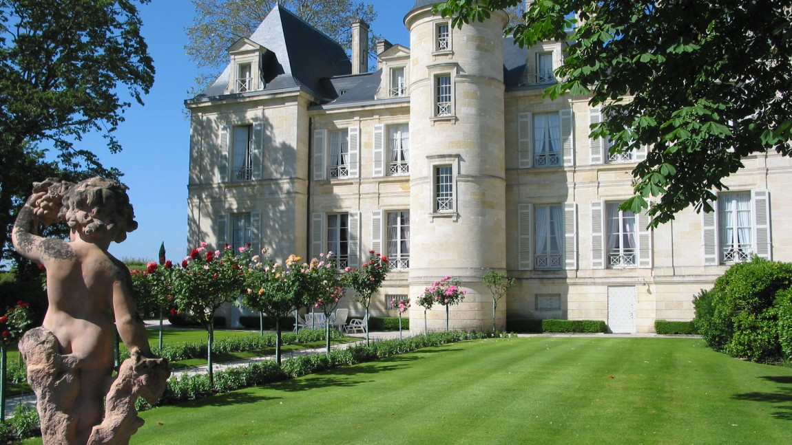 En primeur week in de Bordeaux