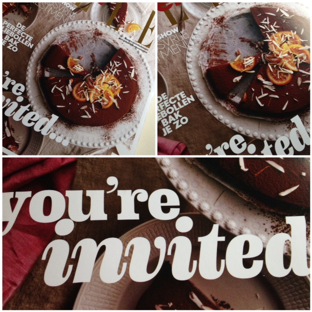 You're invited … by Elle Eten