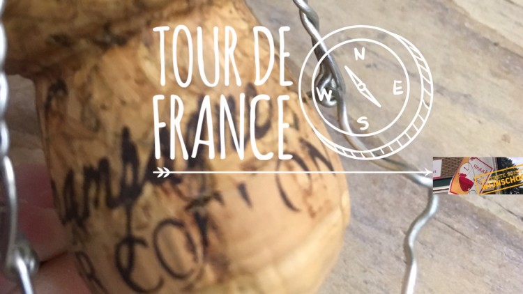Tour de France – masterclass wijn in vier delen